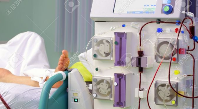 19476803-medical-equipment-hemodialysis-machine-near-the-patient-s-bed-stock-photo